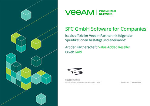 https://www.sfc-software.net/download/news/2021/2021-01-28-veeam-affiliation-certificate-495-web.jpg